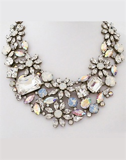 Sorrelli Floral Statement Necklace