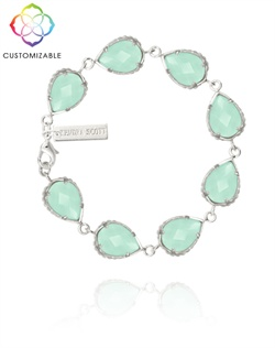 Customized Delicate Link Bracelet