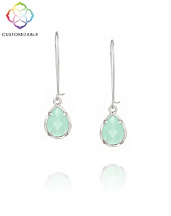 Delicate Drop Earrings