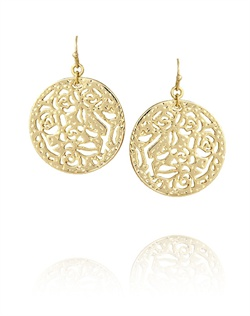 Dainty Gold Earrings