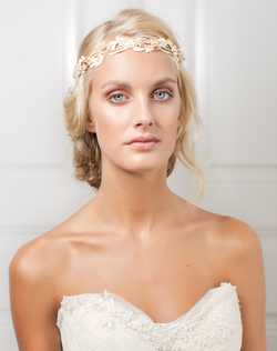 We are in l.o.v.e! Gorgeous hand-stitched a divine mix of Preciosa crystals, pearls and sequins to a piece of beautiful French lace secured by a ribbon closure. Can be worn in a variety of ways! A must have piece for 2013. Can also be worn as a beautiful sash.