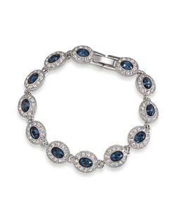 The Brittany Crystal Bracelet