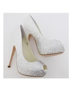 """4 1/4"""" heel, 1 1/4"""" platform"""