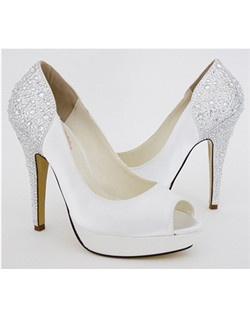 "4 1/4"" heel with a 1 1/4"" platform"
