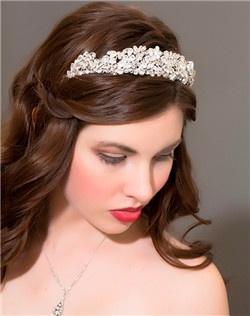 Ststaement crystal tiara