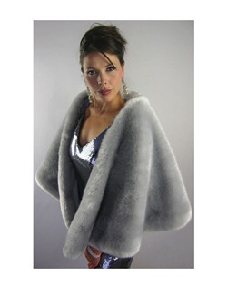 superior faux fur,  machine wash, air dry