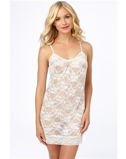 This form fitted lace piece made in Chemise, can make any woman feel sexy in no time.