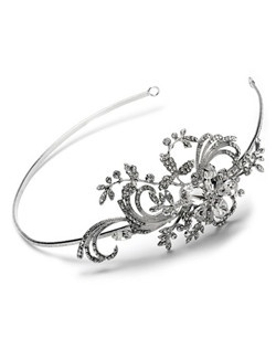 Lillian Bridal Headband TI-3081