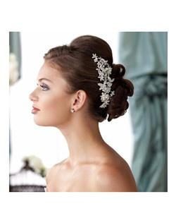 David Tutera for Mon Cheri couture collection wedding comb