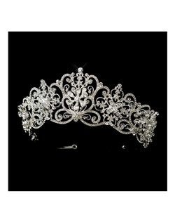 Amabelle - Royal dreams swarovski crystal wedding tiara