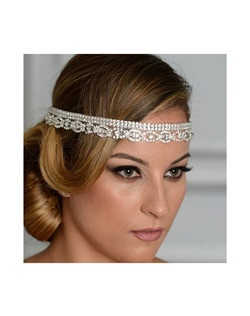 STUNNING - Royal Collection swarovski crystal headpiece
