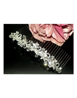Audrey - New beautiful vine wedding hair comb