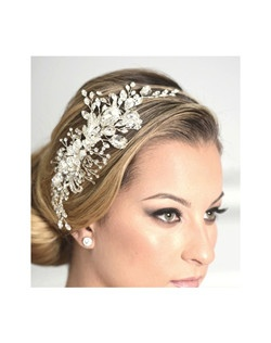 Serena - Royal Collection - Stunning Swarovski crystal wedding hair comb