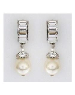 rhodium,pearl, crystal,clear, ivory