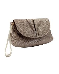Glitter handbag.