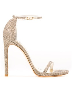 This now-iconic stiletto continues to rule the red carpet and is sure to rock your wardrobe.