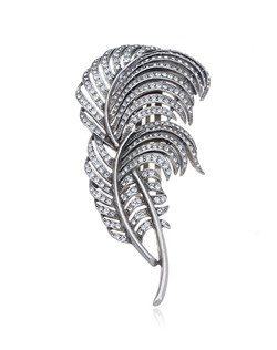 """""""Designed by Ben-Amun Bridal Silver plated pewter Round brilliant Hand-Cut Swarovski Crystals 3.5"""""""" long Made in the USA"""""""