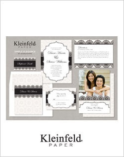 Kleinfeld Paper - Simple Elegance