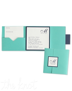 "The 5x5 Gate Folio Pocket Wedding Invitations are available in over 90+ different paper colors! These beautiful wedding invitations allow you to mix and match different paper, ink and envelope colors creating that perfect combination for your special event. All pieces are offered a la carte and are totally customizable. The possibilities are endless! Available exclusively from MyGatsby.com. You won't find these anywhere else. And of course, they're available with MyGatsby's great customization options. Pick your color, fonts, ink color and more. 5 1/2"" x 5 1/2"""