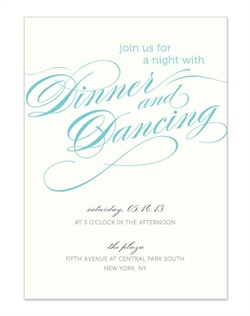 Beautiful typography is art when used in all the right places. Classic calligraphy flourishes in 4 bold color choices, blending a dash of whimsy with classic romance.