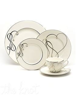 Celebrate true love and timeless elegance with Love Story. The graceful bands of platinum wind their way across each plate and feature delicate hearts on accent pieces, making this a classic dinnerware pattern to be treasured for anniversaries to come. Hand Wash Only.