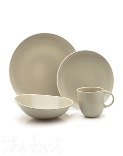 Organic, smooth contours and rich colors make Curve the perfect casual dinnerware that is both unique yet timeless. The striking, distinctive shapes with a semi-matte finish will lend a natural yet contemporary look to your table. Available in Cream, Black and Khaki. Dishwasher and Microwave Safe.