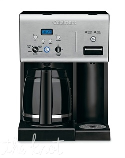 Fresh, delicious coffee is only the beginning! This hot beverage machine comes complete with all your favorite features, like 24-hour programmability, carafe temperature control, Brew Pause™, and the ultra-convenient Hot Water System. Now, you're never more than a minute away from enjoying your favorite instant soup, hot cocoa, tea and more.