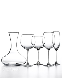 Say cheers to everyday refinement. In expertly crafted Polish glass, The Cellar Premium Krosno set of drinking glasses elevates your table with chic simplicity. Slender stems give way to substantial bowls true to each stemware style.