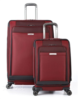 For luxury?wherever life takes you go in style! Sleek styles, lightweight constructions and smart interior features bring 5-star ease to every trip you take. An entourage of smooth-gliding spinners and a versatile, quick getaway tote, this collection brings a fresh perspective to getting there. 