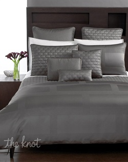 Five-star luxury with masculine and modern flair, the Hotel Collection Frame bedding transforms any bedroom into a grand suite at the finest hotel.