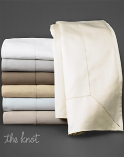 Ready for real luxury? Woven from 100% Egyptian cotton, these indulgently soft, 600-thread count sheets are exquisitely designed and expertly tailored to provide the ultimate night?s sleep. In subtle, sophisticated colors that coordinate with a variety of bedding collections. Nothing but the sweetest dreams await.