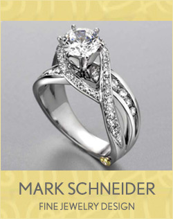 Mark Schneider Design - Engagement Rings