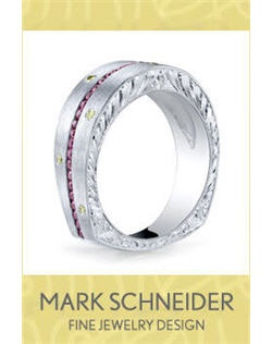 Mark Schneider Design - Wedding Rings