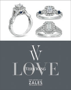 Vera Wang LOVE at Zales