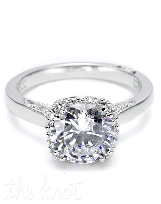 Tacori 2620 RD LG Wedding Ring The Knot