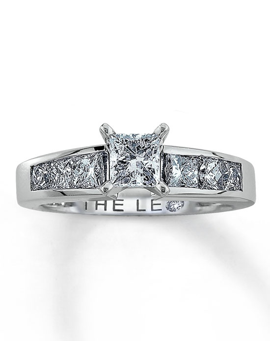 Engagement Rings And Wedding Bands  The Leo Diamond