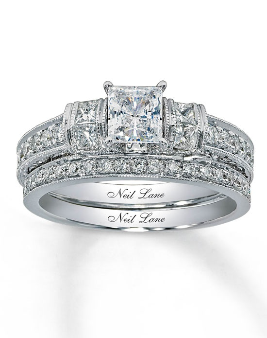 Neil Lane 940201600 Wedding Ring The Knot