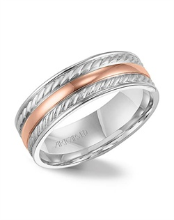 7mm Comfort Fit Engraved Band