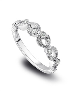 Simon G. Jewelry platinum and diamond wedding band.<BR><BR>Facebook: https://www.facebook.com/jewelryplatinum?fref=ts