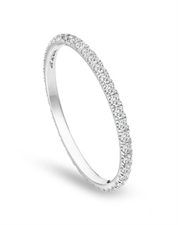 Danhov platinum Classico round diamond wedding band<BR><BR>Facebook: https://www.facebook.com/jewelryplatinum?fref=ts