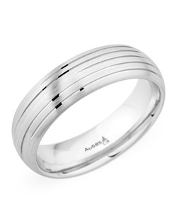 6MM BAND  WITH RANDOM LINE DESIGN