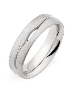 6MM BAND WITH CUT OUT DESIGN