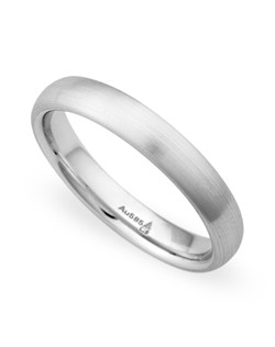 4MM BAND WITH DOMED PROFILE