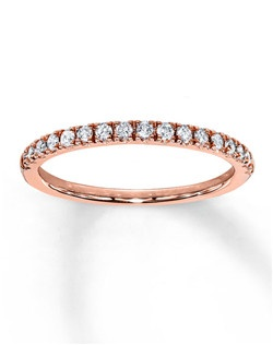Rose Gold Rings:From statement rings to the ever-popular infinity design, Kay's wide selection of rose gold rings makes sure you're always in-the-know on the latest styles and trends. Browse an array of gemstones and designs to find the perfect rose gold ring for every occasion.