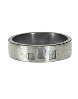 Palladium, silver band