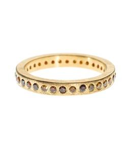 18ky gold,  brilliant cut diamonds