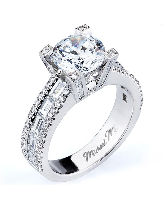 michael m r546 2 r546 2 engagement ring and michael m