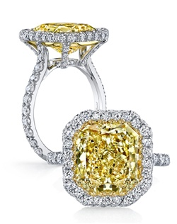 Handcrafted, custom made Jean Dousset signature design.