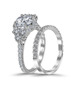 Round Diamonds 6/0.43 ct Round Diamonds 42/0.61 ct