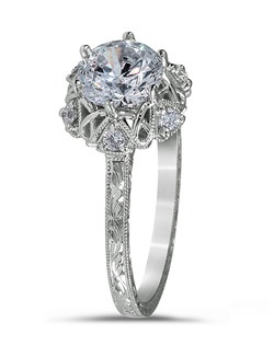 Round Diamonds 6/0.11 ct